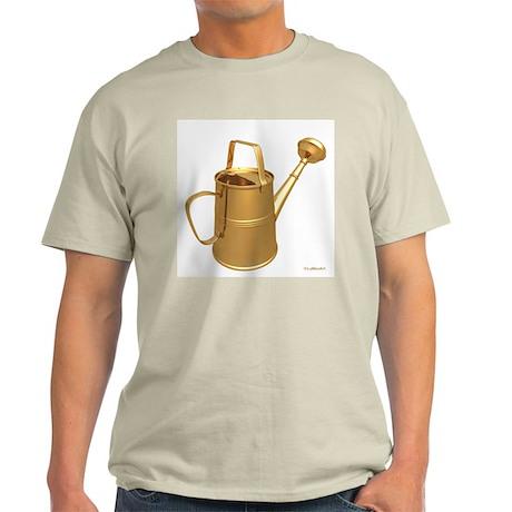 gildwatercan02 Ash Grey T-Shirt