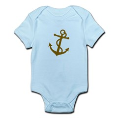 Anchor Infant Bodysuit
