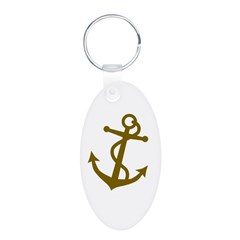 Anchor Keychains