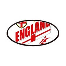 England World cup Soccer Patches