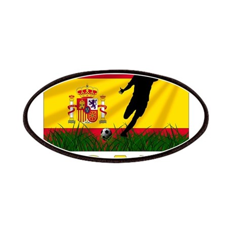 Spainish Soccer Patches