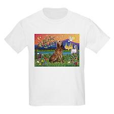 Bloodhound Fantasy Kids T-Shirt