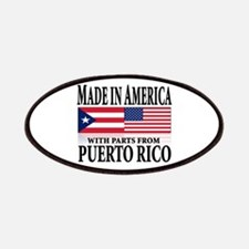 Puerto RICAN Patches