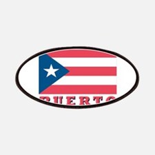 New York Puerto Rican Patches