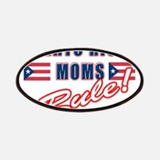Puerto Rican Moms Rule Patches