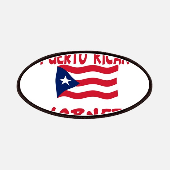 Puerto rican warned you about Patches