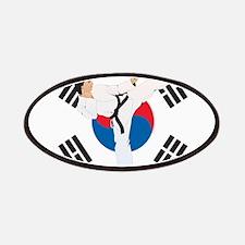Taekwondo Patches