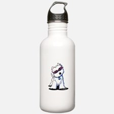 Doggles Westie Water Bottle