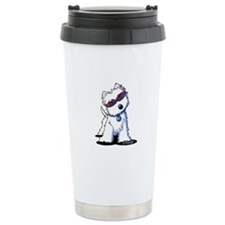 Doggles Westie Travel Mug