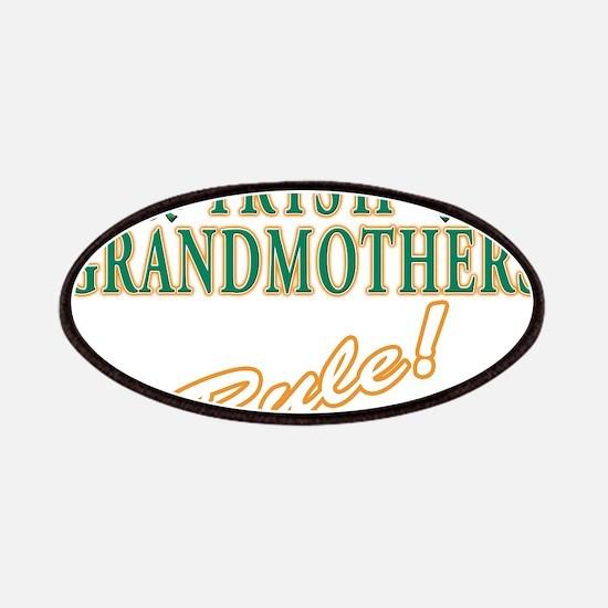 Irish Grandmothers rule Patches
