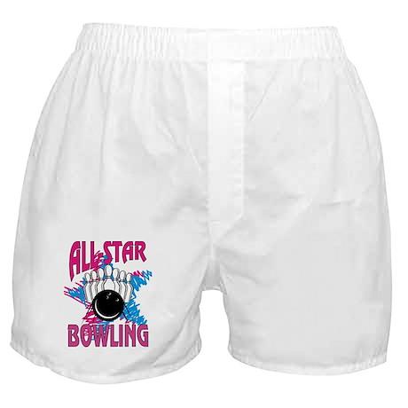 All Star Bowling Boxer Shorts