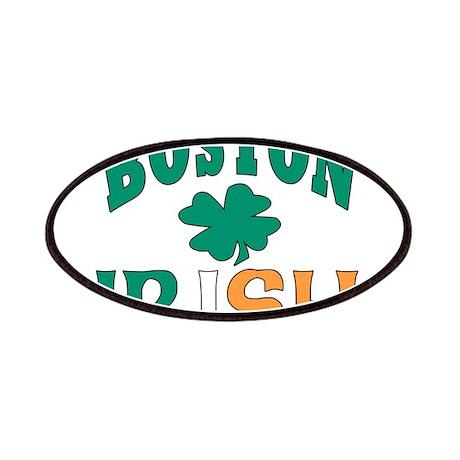 Boston irish Patches