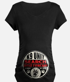 K9 Unit Search and Rescue T-Shirt