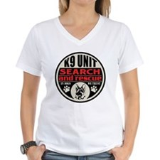 K9 Unit Search and Rescue Shirt