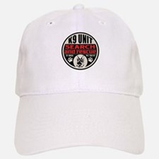 K9 Unit Search and Rescue Baseball Baseball Cap