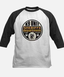 K9 In Dogs We Trust Sheriffs Tee