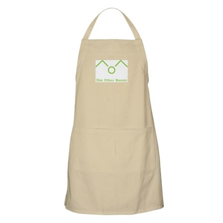 The Ether Bunny BBQ Apron