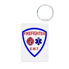Cute Firefighters Keychains