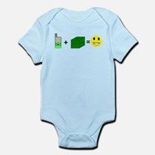 Happy Caching Infant Bodysuit