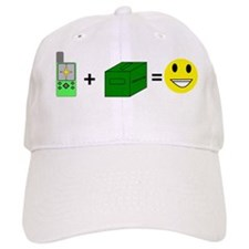 Happy Caching Baseball Cap