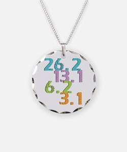 runner distances Necklace