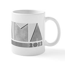 Retro Obama 2012 Mug