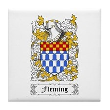Fleming Tile Coaster