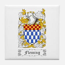 Fleming Tile Coaster
