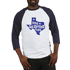 Made In San Antonio Texas Baseball Jersey