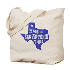 Made In San Antonio Texas Tote Bag
