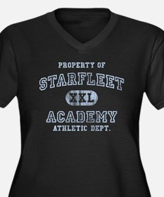 Property of Starfleet Academy Women's Plus Size V-