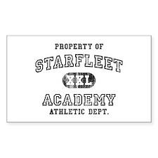 Property of Starfleet Academy Decal