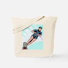 Water Ski Tote Bag