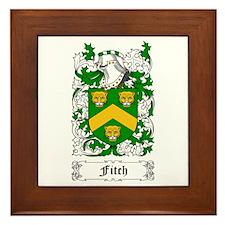 Fitch Framed Tile