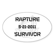 Rapture 5-21-2011 Decal