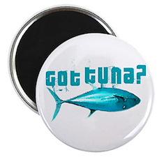 """GotTuna? 2.25"""" Magnet (100 pack)"""