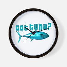 GotTuna? Wall Clock