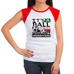 It's a ball thing- Soccer Women's Cap Sleeve T-Shi