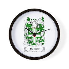 Fenner Wall Clock