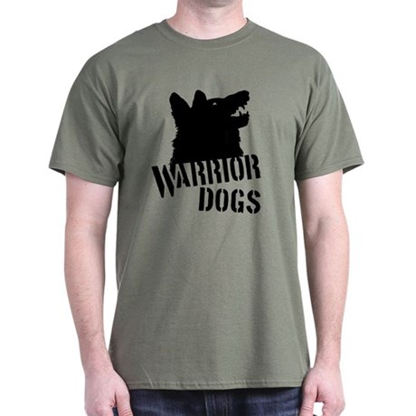 Warrior Dogs Dark T-Shirt