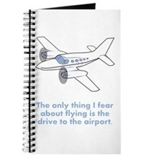 Airplane Fear Journal