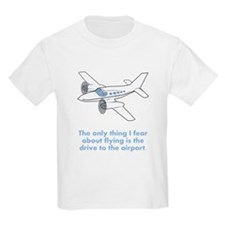 Airplane Fear T-Shirt