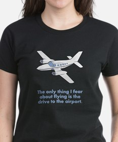 Airplane Fear Tee