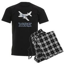 Airplane Fear Pajamas