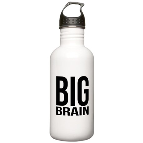 Big Brain Stainless Water Bottle 1.0L