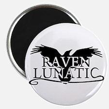 Cool Raven Magnet