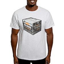 Metal solid T-Shirt