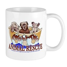 Two by Two Animal Rescue Mug