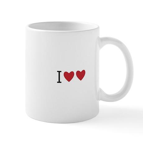I LoveLove Mug