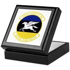 356th Airlift Squadron Keepsake Box